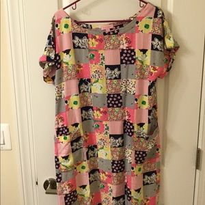 Lilly Pulitzer dress with pockets